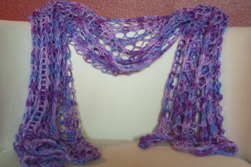 Summer Lace Shawl | katili*made | http://katilimade.com