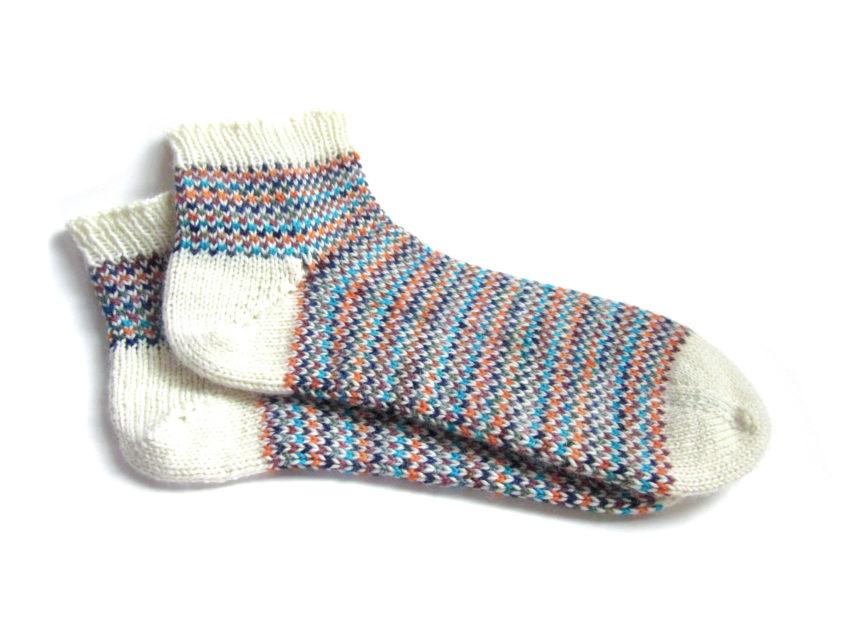 FO - Spotty Socks