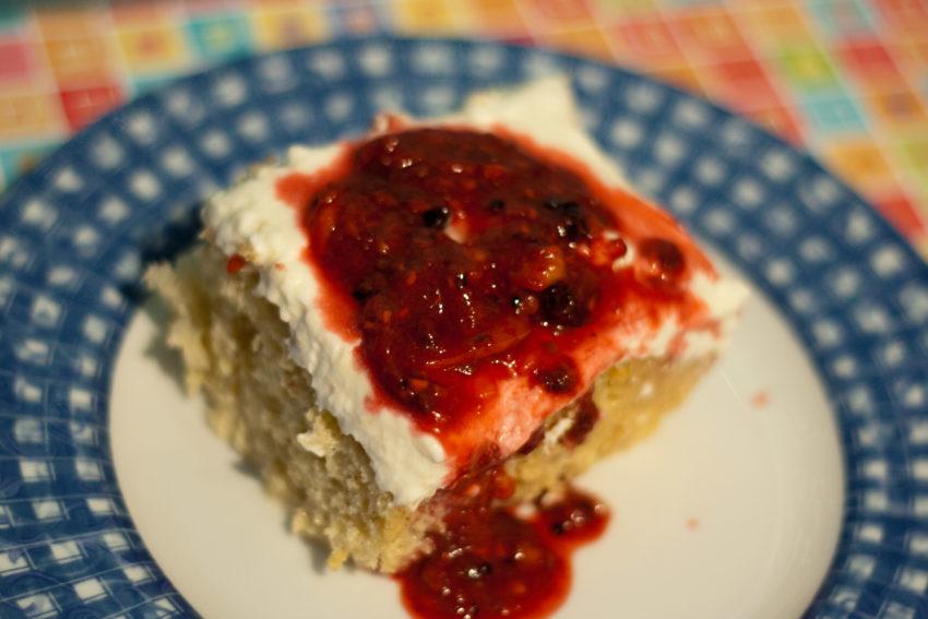 Tres Leches Birthday Cake   katili*made   https://www.katilimade.com