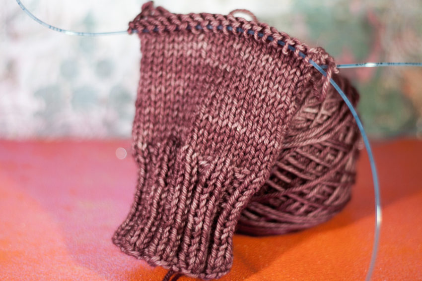 WIP - Ragtop Mitts