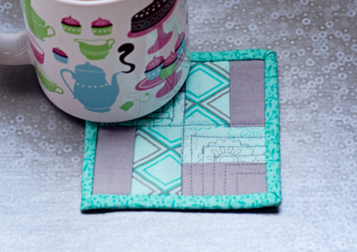 Brick Patch Coasters