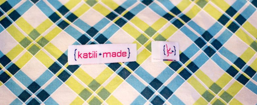 Woven Labels | katili*made | https://www.katilimade.com