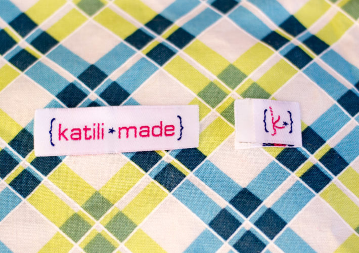 Woven Labels!