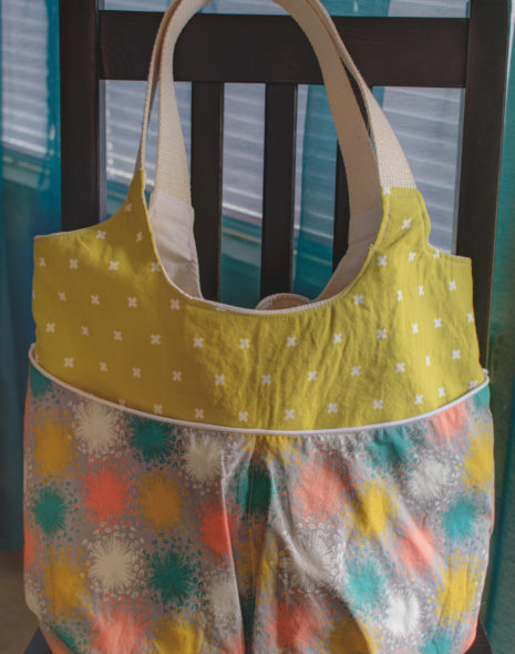Cotton + Steel Go Anywhere Tote