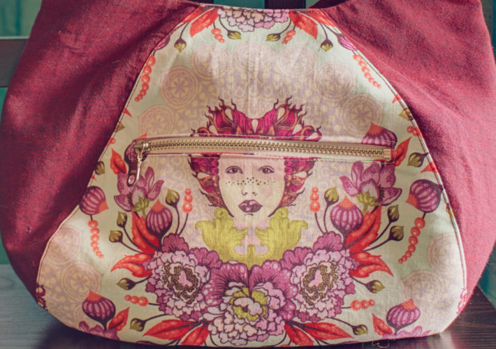 Elizabethian Hobo Bag | katili*made | http://katilimade.com