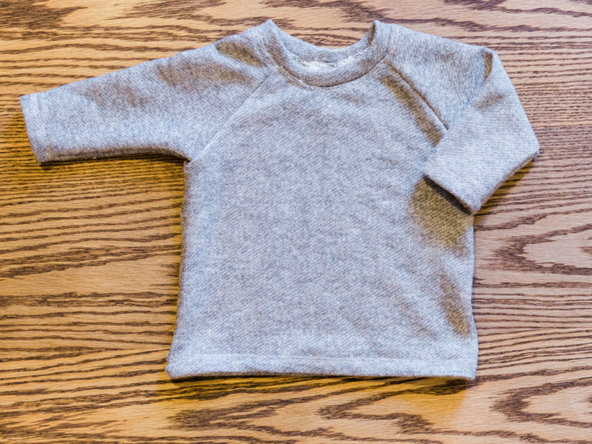 Eight Month Outfit - 12m of Zoe